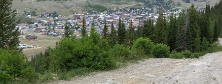View of Silverton