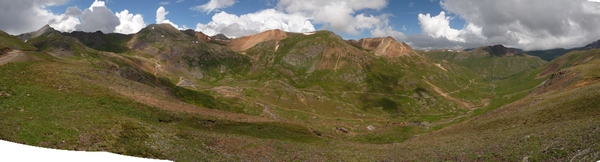 panorama of placer gulch