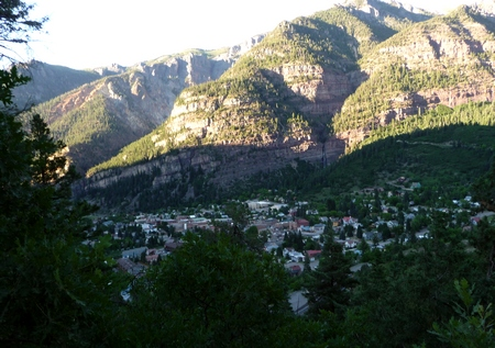 View of Ouray