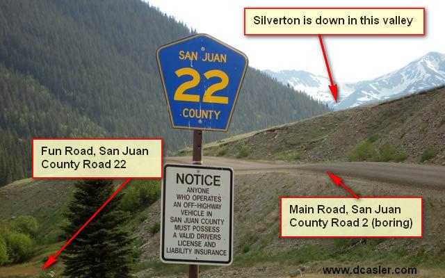 San Juan County Road 22