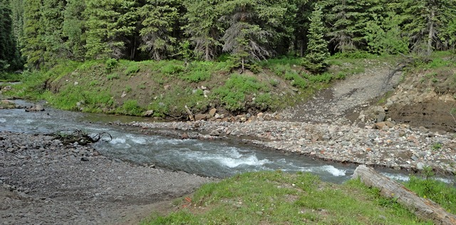 West Fork of the Cimarron River