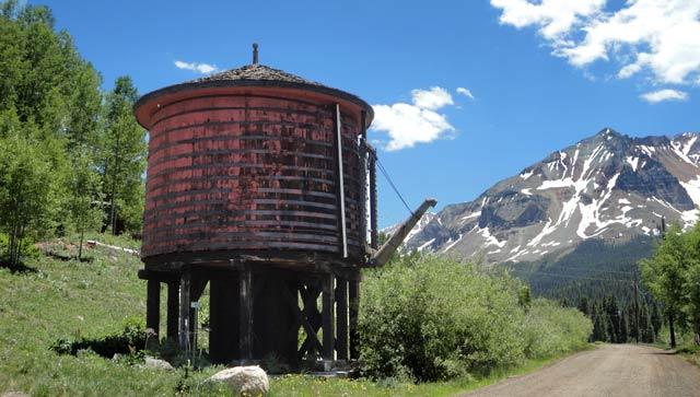 RGS water tank