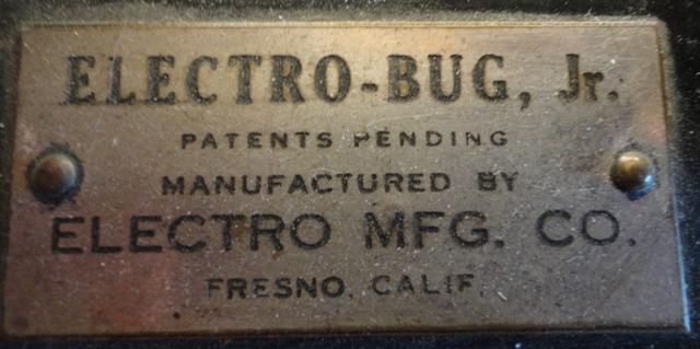 Electro-Bug Jr.
